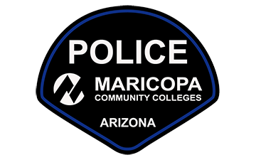 Maricopa Community Colleges Police Department badge logo